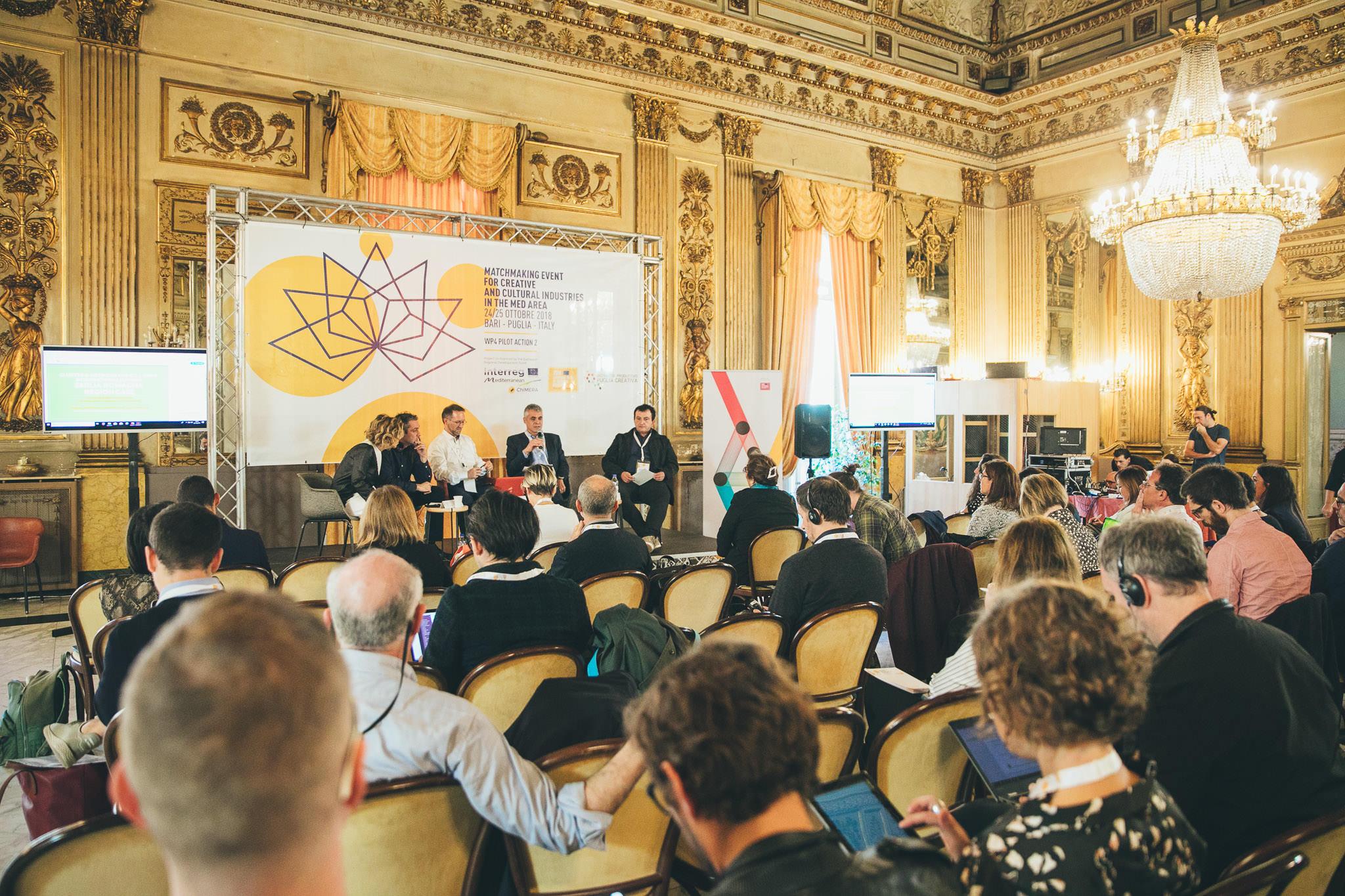 bando chimera - distretto produttivo puglia creativa 2020