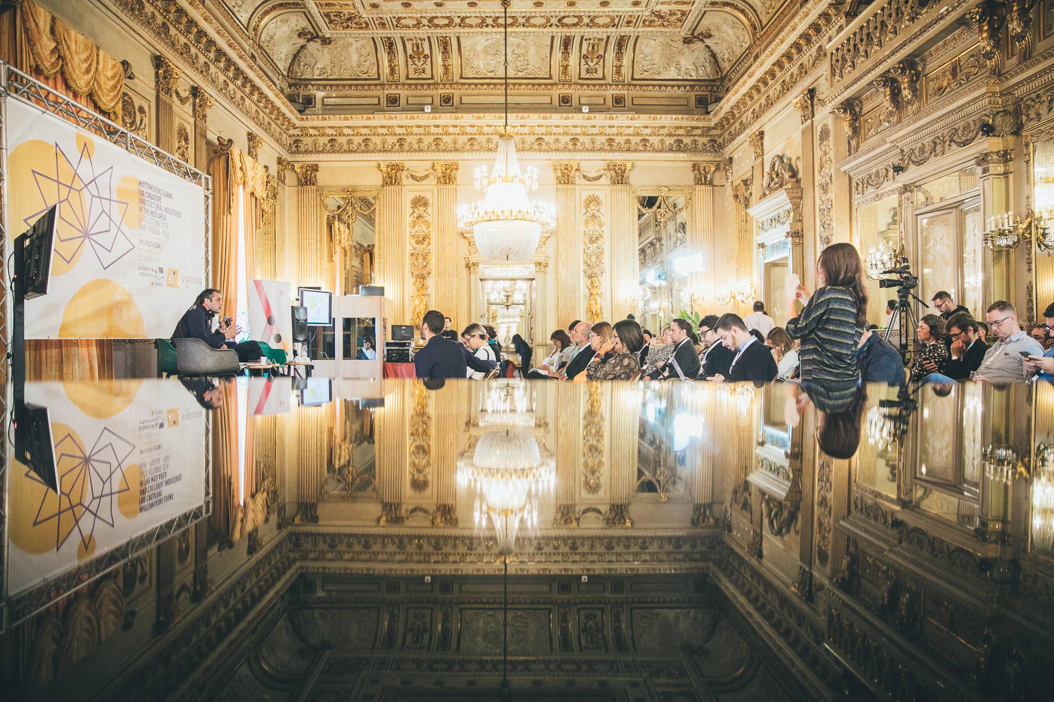 bando chimera - puglia creativa -workshop 2020