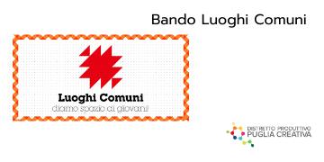 BANDO LUOGHI COMUNI