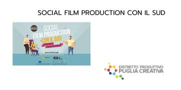 SocialFilmProductionConIlSud